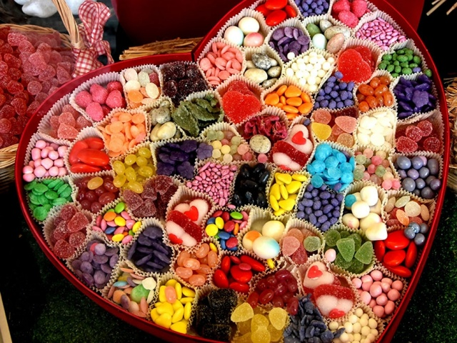 خامات لصناعة الحلوى و الوجبات الخفيفة